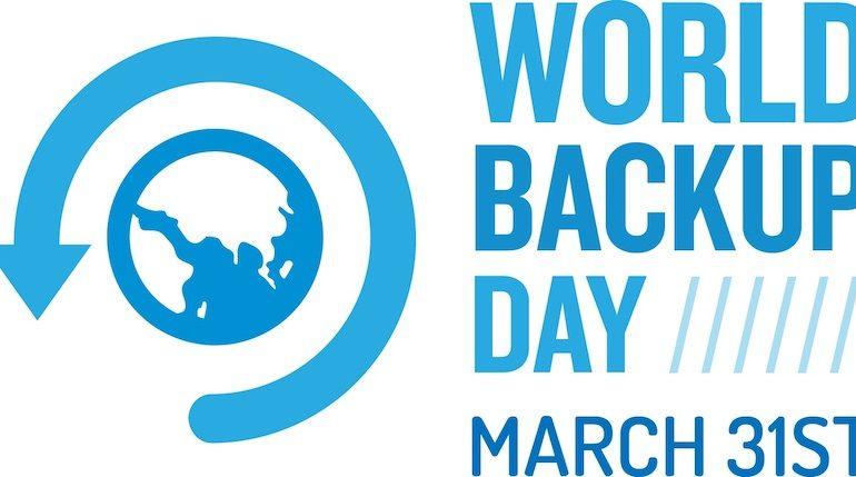 world backup day 2020 770x429 - World Backup Day 2020, faites une sauvegarde de vos données