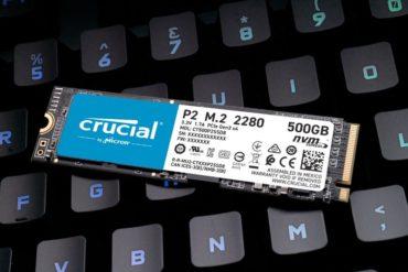 Crucila P2 370x247 - Crucial P2, mieux que le P1 ?