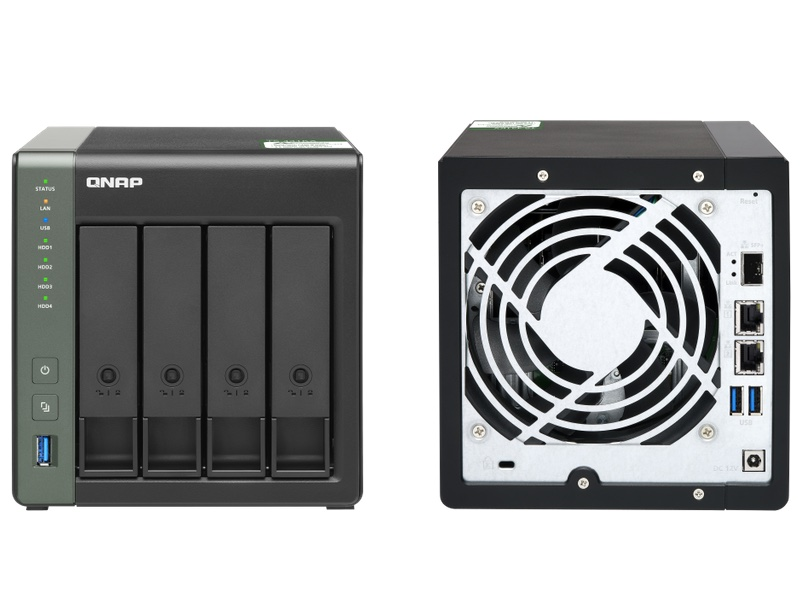 QNAP TS 431KX - QNAP annonce sa gamme TS-x31K(X)