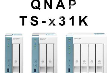 QNAP TS x31K 370x247 - QNAP annonce sa gamme TS-x31K(X)