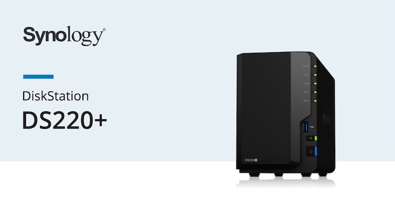 Synology DS220 - NAS - Synology DS220+, DS420+, DS720+ et DS920+