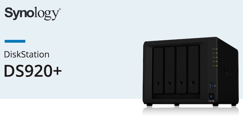 Synology DS920 - NAS - Synology DS220+, DS420+, DS720+ et DS920+