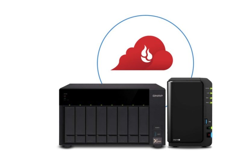 backblaze NAS 1 770x513 - Backblaze et NAS Synology / QNAP...