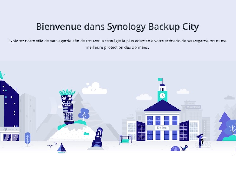 concours Synology - Synology lance un concours...