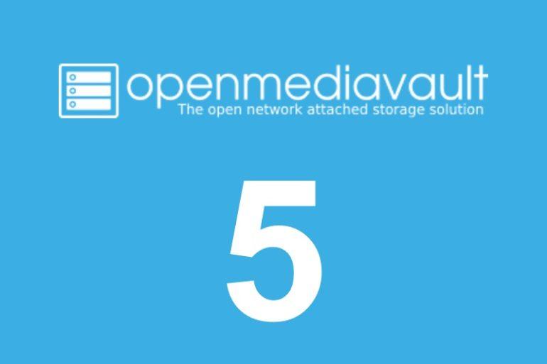 omv5 770x513 - Openmediavault 5 est disponible pour tous