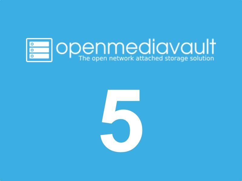 omv5 - Openmediavault 5 est disponible pour tous