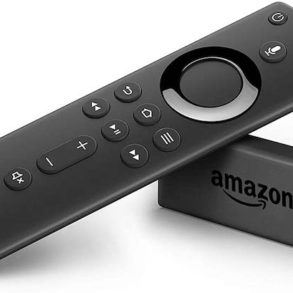 Amazon Fire TV Stick 293x293 - Amazon Fire TV Stick avec Alexa : peut mieux faire