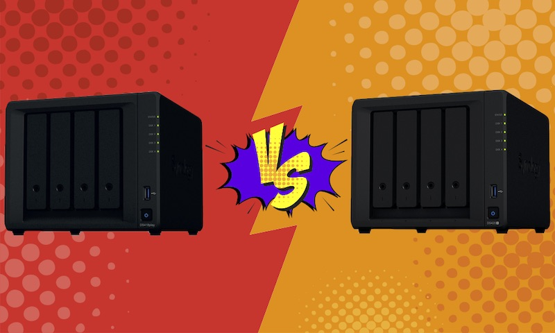 DS418play DS420 - NAS – Synology DS418play vs DS420+