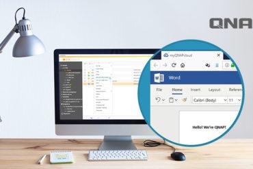Office QNAP 370x247 - QNAP met Microsoft Office dans leur NAS ?