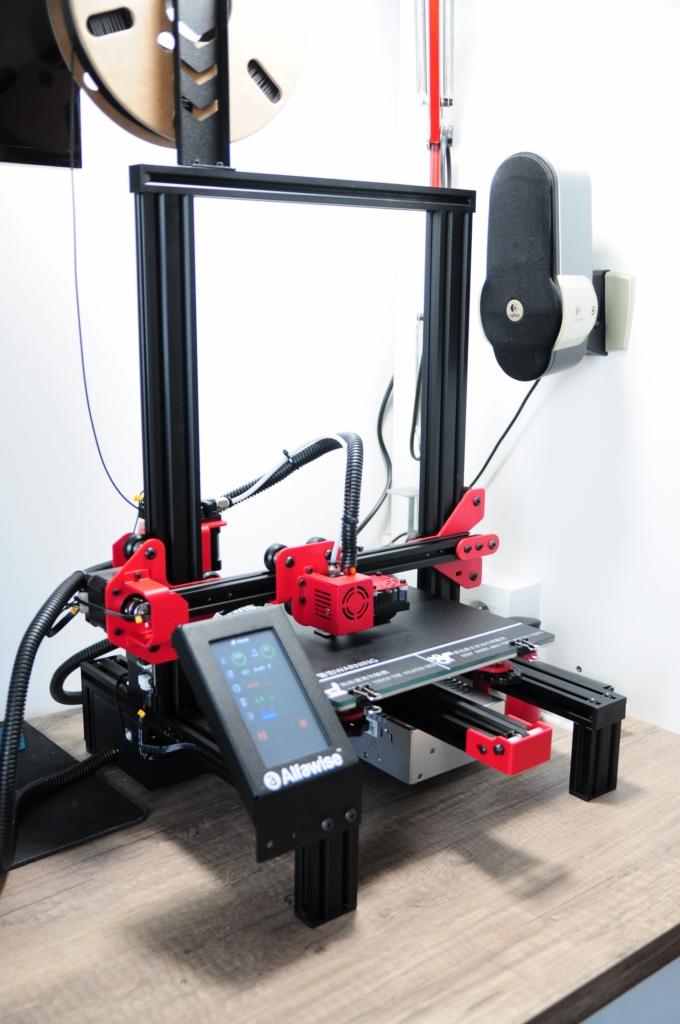 alfawise u30pro 1 - Je me lance dans l'impression 3D avec l'Alfawise U30Pro