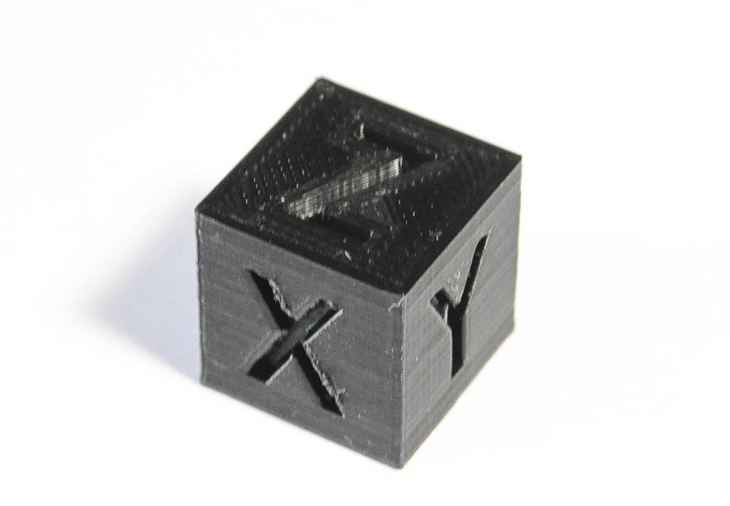 alfawise u30pro 23 - Je me lance dans l'impression 3D avec l'Alfawise U30Pro