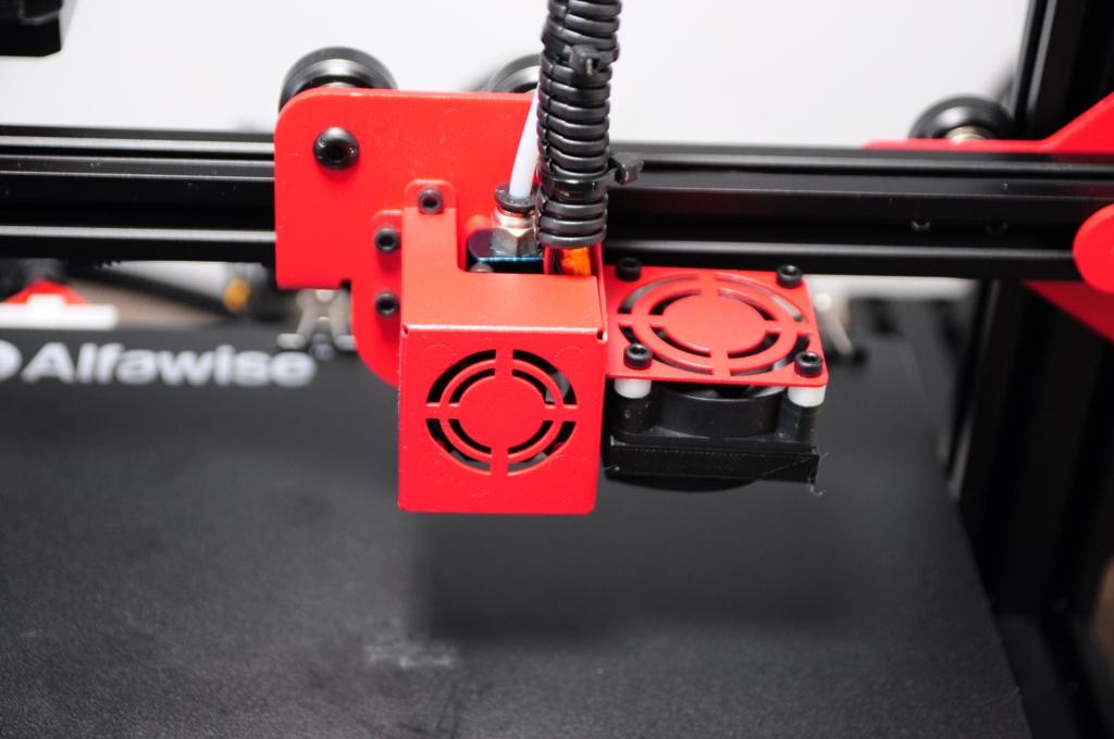 alfawise u30pro 3 - Je me lance dans l'impression 3D avec l'Alfawise U30Pro