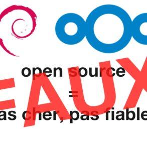open source 293x293 - Open source et Cloud : peu cher, pas fiable, pas assez pro...
