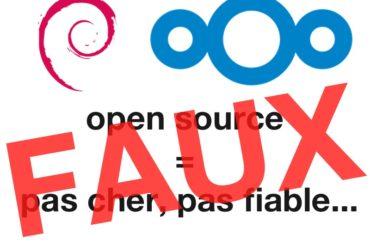open source 370x247 - Open source et Cloud : peu cher, pas fiable, pas assez pro...
