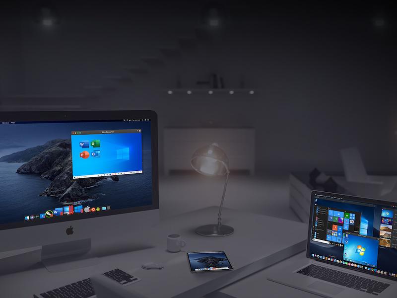 parallels desktop - Parallels Desktop 15 : DirectX 11, Sidecar et... [CONCOURS]