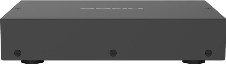 QNAP QSW 1105 5T back - QNAP QSW-1105-5T - Switch 5 ports à 2,5 Gbit/s