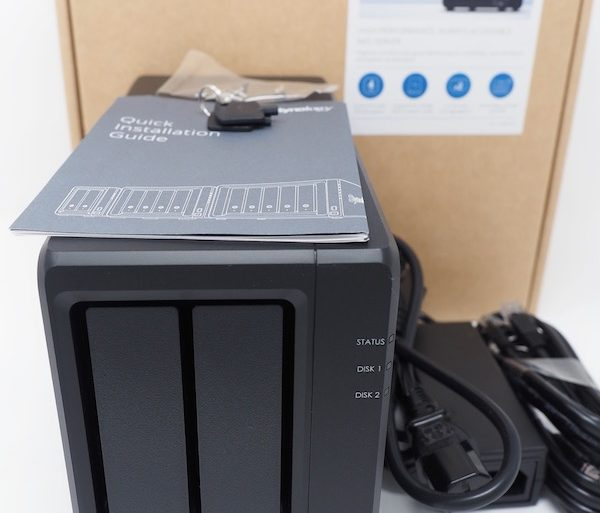 Synology DS720 600x513 - NAS - Test du Synology DS720+