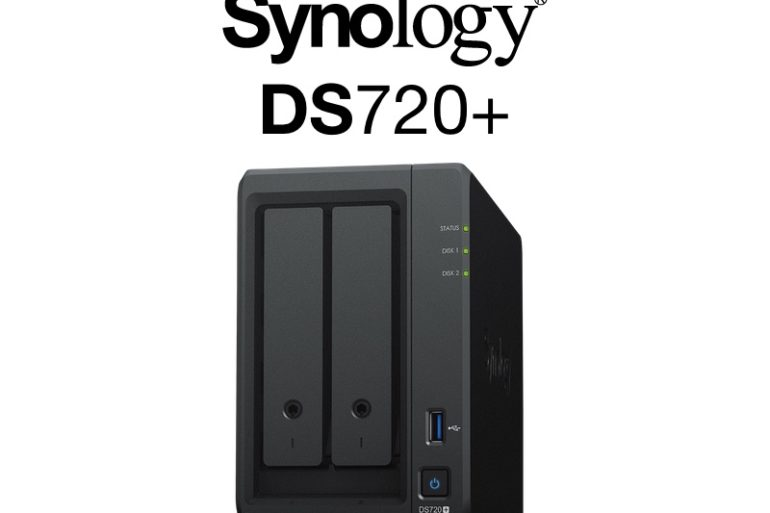 Synology DS720 770x513 - NAS - Le Synology DS720+ est disponible