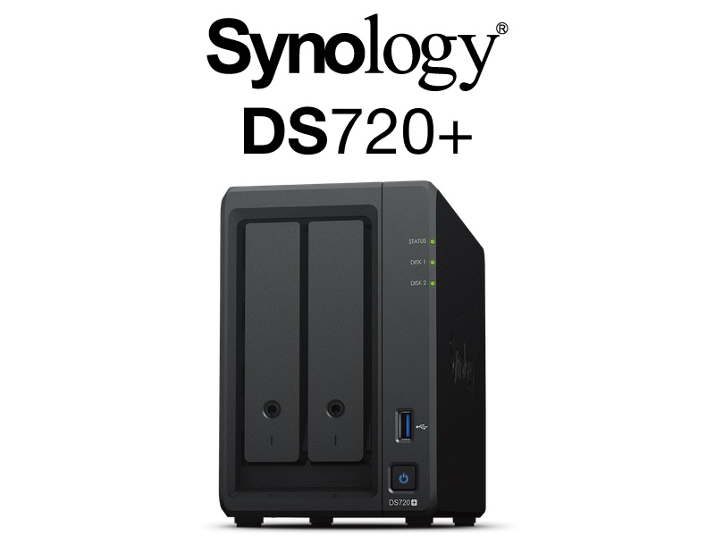 Synology DS720 - NAS - Le Synology DS720+ est disponible