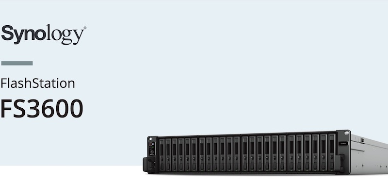 Synology FS3600 - NAS - Synology FS3600 est disponible (prochainement)