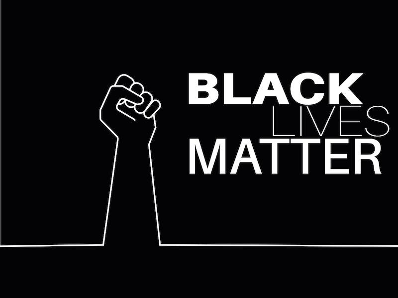 black lives matter - Black Lives Matter : maître-esclave, liste blanche/noire
