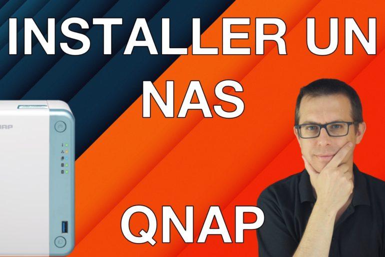 installer qnap 770x513 - NAS - Installer facilement un QNAP (TS-251D)