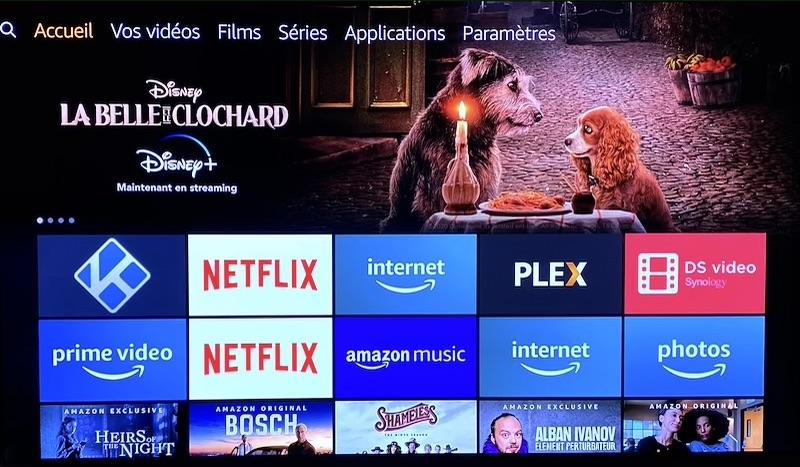 interface stick - Amazon Fire TV Stick 4K : Belles images, fluidité, prix... mais une interface à revoir