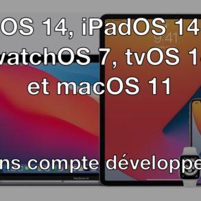 ios14 beta 293x293 - Installer iOS 14 bêta... sans compte développeur et gratuitement