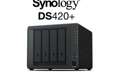 synology DS420 370x247 - NAS - Le Synology DS420+ est disponible en France