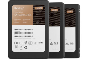 synology sat5200 370x247 - Synology annonce ses premiers SSD : SAT5200, SNV3400 et SNV3500