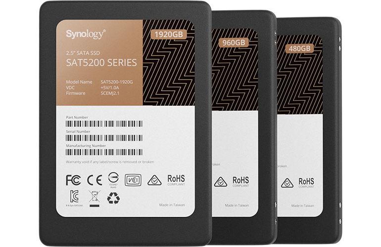 synology sat5200 770x500 - Synology annonce ses premiers SSD : SAT5200, SNV3400 et SNV3500