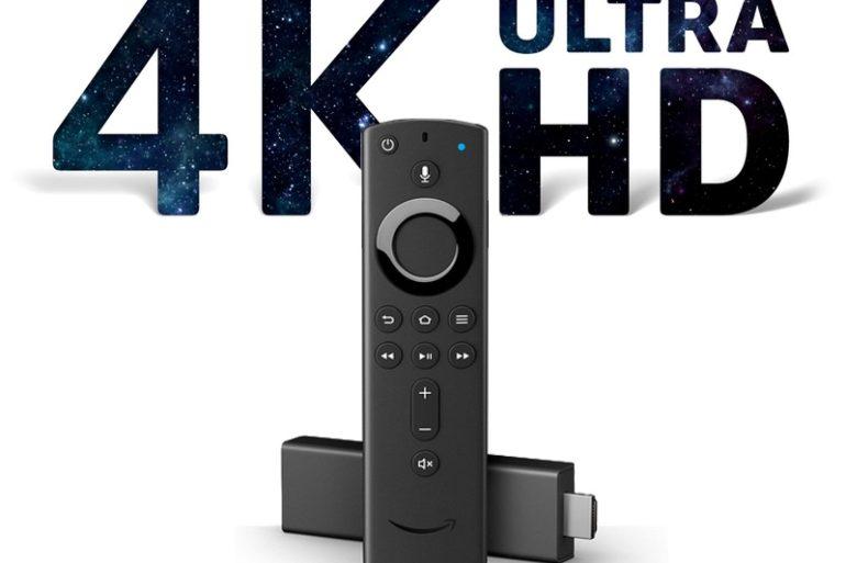 ultraHD Stick amazon 770x513 - Amazon Fire TV Stick 4K : Belles images, fluidité, prix... mais une interface à revoir
