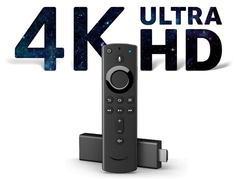 ultraHD Stick amazon - Amazon Fire TV Stick 4K : Belles images, fluidité, prix... mais une interface à revoir