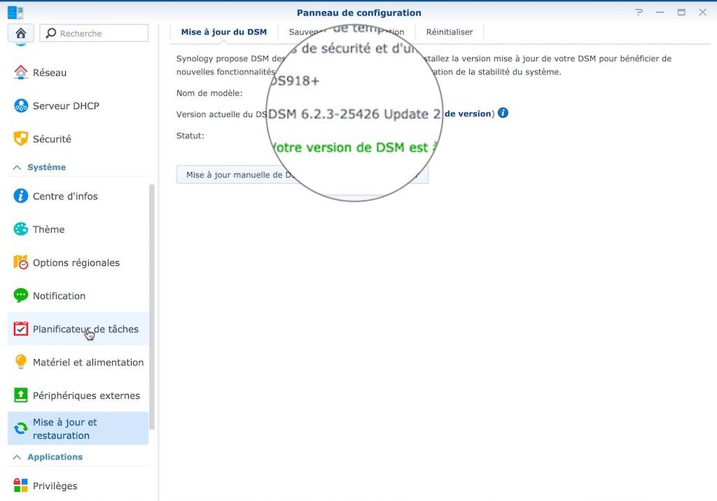 DSM 6223 25426 uptdate2 - Synology DSM 6.2.3 update 2