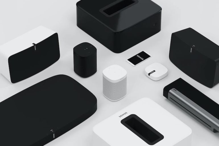 sonos 770x513 - Sonos et Synology: problèmede WiFi !