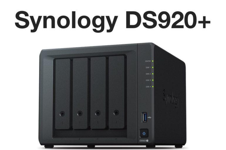 synology ds920 770x513 - NAS - Le Synology DS920+ est disponible à 580€