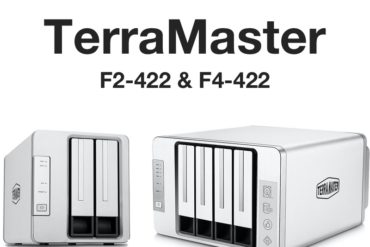 terramaster 10GBE 370x247 - TerraMaster lance 2 NAS 10 GbE : F2-422 et F4-422
