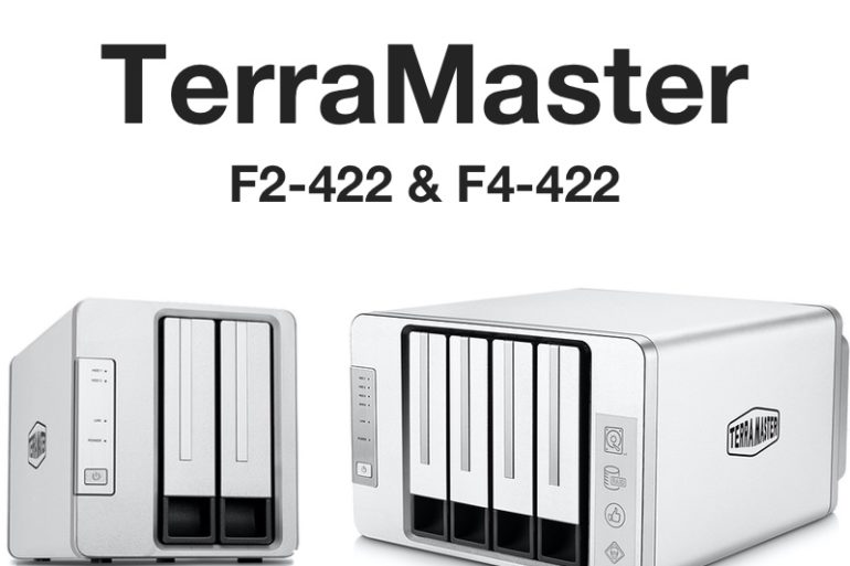 terramaster 10GBE 770x513 - TerraMaster lance 2 NAS 10 GbE : F2-422 et F4-422
