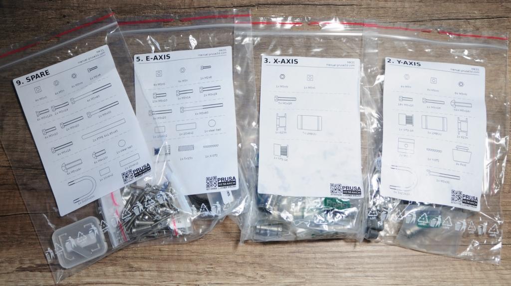 Prusa mk3s 5 - Prusa MK3S - Qualité et facilité