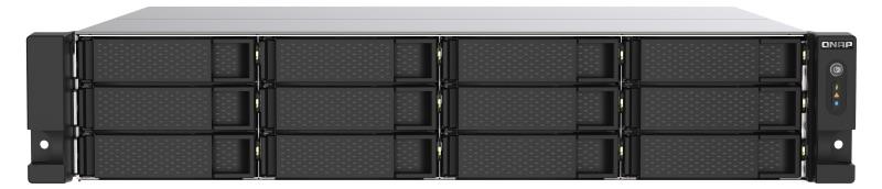QNAP TS 1253DU RP - NAS - QNAP lance la gamme TS-x53DU (Quad Core, 2,5 GbE...)