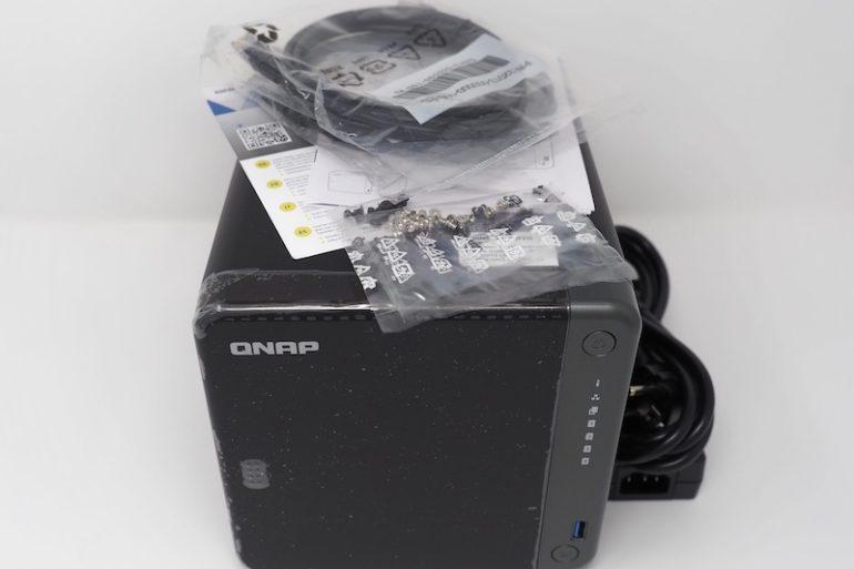 QNAP TS 453D 770x513 - NAS - Test du QNAP TS-453D
