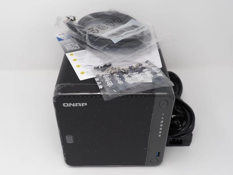 QNAP TS 453D - NAS - Test du QNAP TS-453D