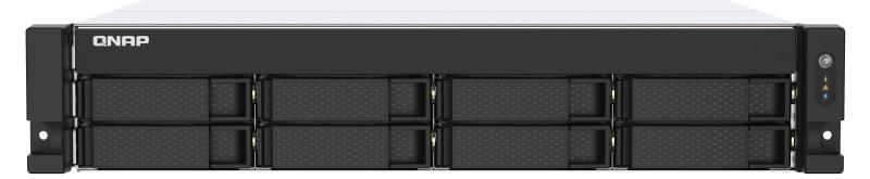 QNAP TS 853DU RP - NAS - QNAP lance la gamme TS-x53DU (Quad Core, 2,5 GbE...)