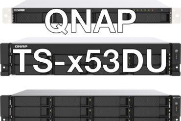 TS x53DU 370x247 - NAS - QNAP lance la gamme TS-x53DU (Quad Core, 2,5 GbE...)