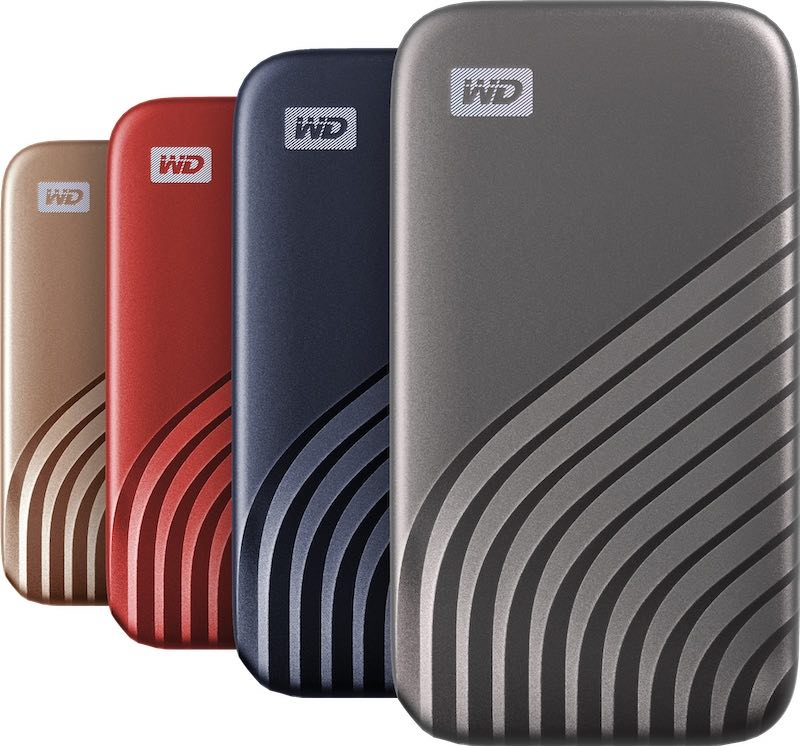 WD My Passport SSD - Promotions Amazon... en attendant le Black Friday 2020