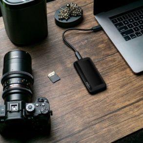 crucial X8 293x293 - Crucial annonce 2 nouveaux SSD portables 2 To (X6 et X8)