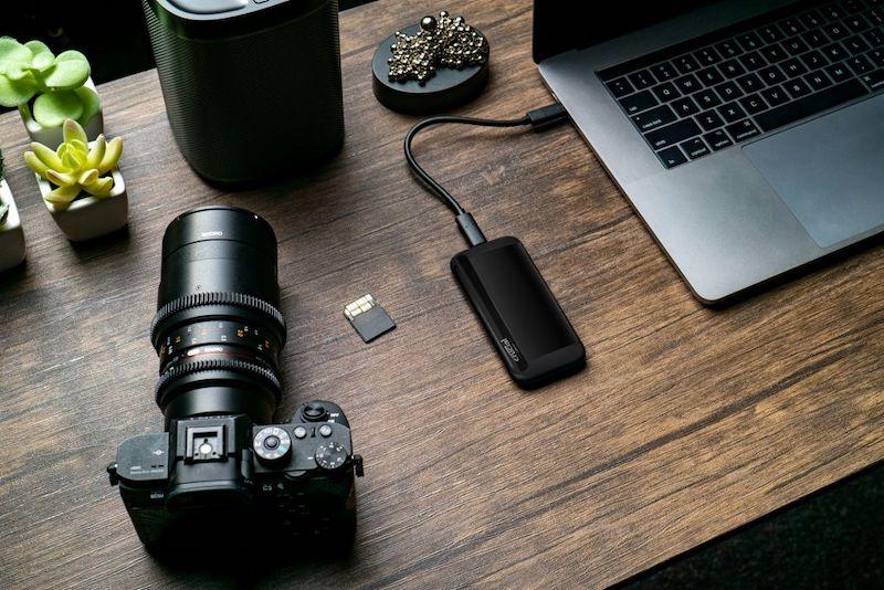 crucial X8 - Crucial annonce 2 nouveaux SSD portables 2 To (X6 et X8)