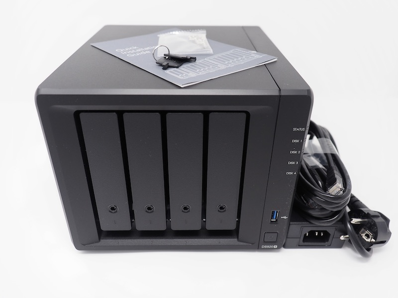 synology DS920 - NAS – Test du Synology DS920+