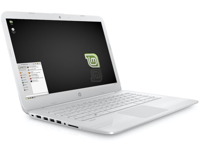 HP Stream 14 Linux Mint - Linux Mint 20 sur un ancien ordinateur portable