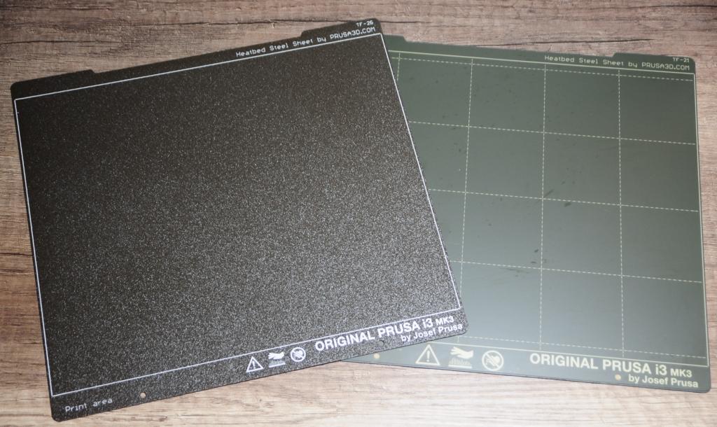 Prusa mk3s 35 - Prusa MK3S - Qualité et facilité